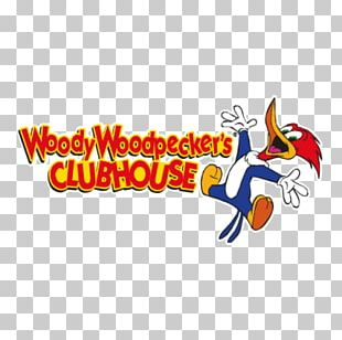 Woody Woodpecker Logo Font PNG