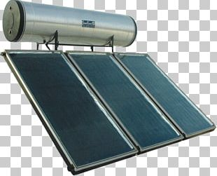 Solar Water Heating Solar Energy Solar Power Storage Water Heater PNG