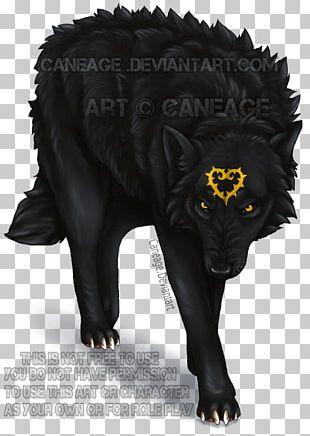 Big Cat Fur Snout Black Panther PNG