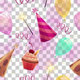 Birthday Euclidean PNG