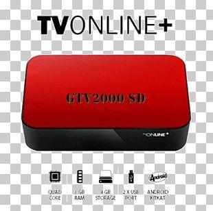 Streaming Television Smart TV Set-top Box Streaming Media PNG