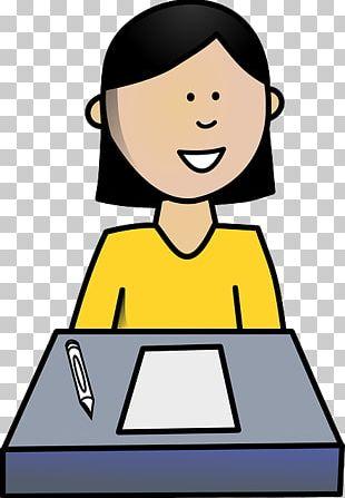 Desk Student School PNG