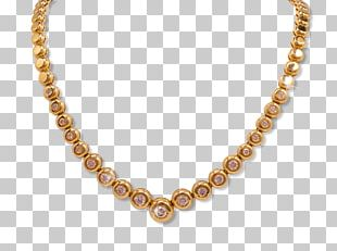 Earring Jewellery Necklace Rope Chain Gold-filled Jewelry PNG