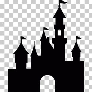 Disneyland Paris Sleeping Beauty Castle Mickey Mouse Cinderella Castle Silhouette PNG