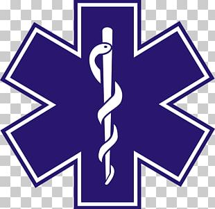 Star Of Life Emergency Medical Technician Emergency Medical Services Paramedic Certified First Responder PNG