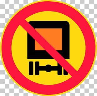 Traffic Sign Transport Road Dangerous Goods PNG