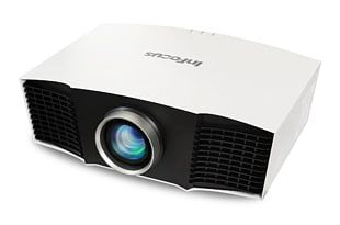 Multimedia Projectors 1080p InFocus Digital Light Processing PNG