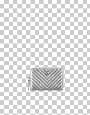 Coin Purse Wallet Silver PNG