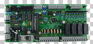 Raspberry Pi Programmable Logic Controllers Printed Circuit Board Electronic Component Microcontroller PNG