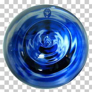 Cobalt Blue Electric Blue Circle Wheel PNG