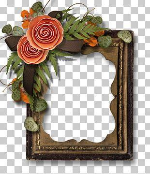 Floral Design Frames Computer Icons PNG