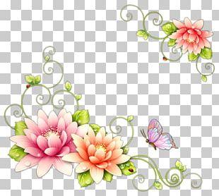 Flower Bouquet Paper PNG
