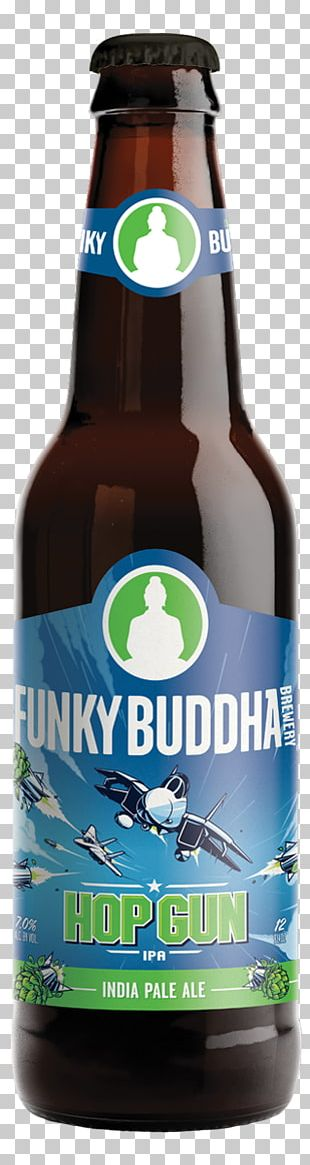 Funky Buddha Brewery Beer India Pale Ale Porter PNG
