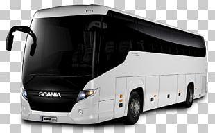 Tour Bus Service Scania AB Coach PNG