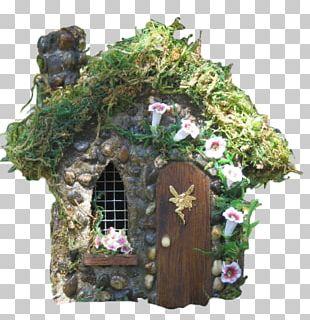 Fairy Door House Garden Building PNG