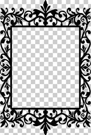 Frames Drawing Silhouette PNG