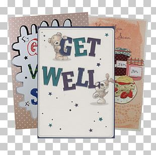 Greeting & Note Cards Get-well Card Paper Birthday PNG