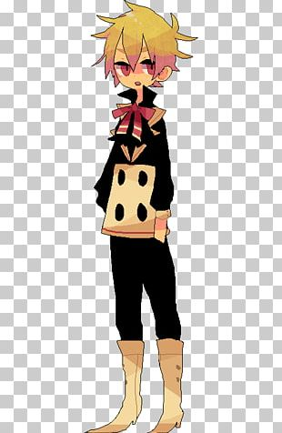 Illustration Costume Male Character PNG