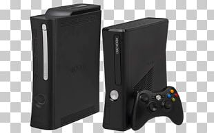 Xbox 360 S Video Game Consoles Video Games PNG