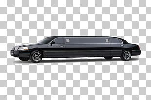 Lincoln Town Car Luxury Vehicle Limousine Lincoln Motor Company PNG