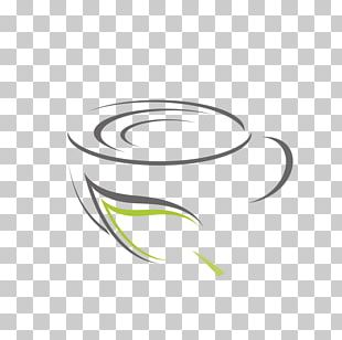 Organic Coffee Logo Cafe PNG
