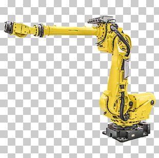 BEST Robotics FANUC Industrial Robot PNG