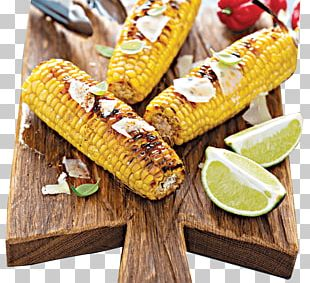 Corn On The Cob Barbecue Recipe Macaroni And Cheese Maize PNG