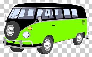 Volkswagen Type 2 Van Car Volkswagen Beetle PNG