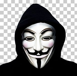 Anonymous Guy Fawkes Mask Gunpowder Plot PNG