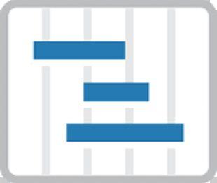 Gantt Chart Logo Organization PNG