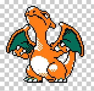 Pokémon Gold And Silver Pokémon Red And Blue Charizard Pikachu PNG