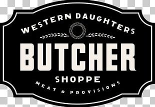 Western Daughters Butcher Shoppe Logo Cattle PNG