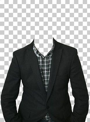 Suit No Head PNG