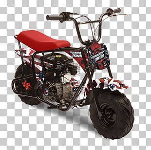 MINI Cooper Scooter Motorcycle Minibike PNG