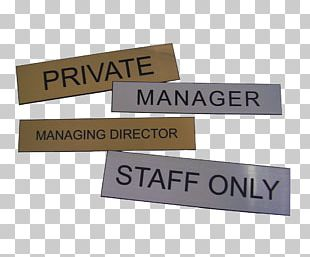 Name Plates & Tags Desk Name Tag Office Depot PNG