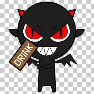 Cartoon Devil Demon Sign Of The Horns PNG