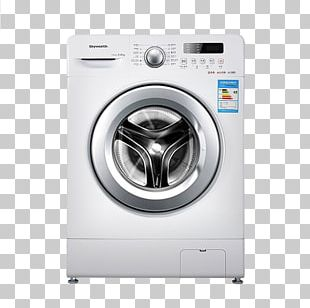 Washing Machine Laundry Home Appliance Cleanliness PNG