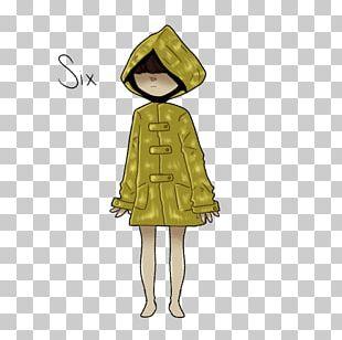 Costume Design Sleeve Dress PNG