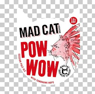 India Pale Ale Beer Mad Cat Brewery Ltd PNG