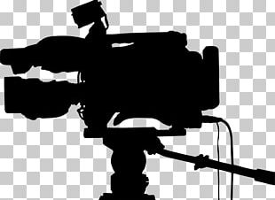 Videographer Silhouette Filmmaking PNG