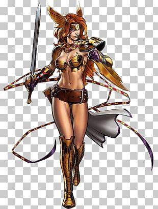 Angela Marvel: Avengers Alliance Black Widow Spawn Mantis PNG