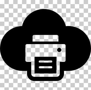 Computer Software Computer Icons Cloud Storage Printing Cloud Computing PNG