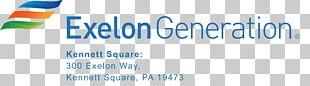 Logo Exelon ComEd PECO Energy Company Brand PNG