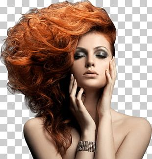 Hairstyle Beauty Parlour Human Hair Color PNG