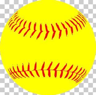 Softball Baseball Pitch PNG