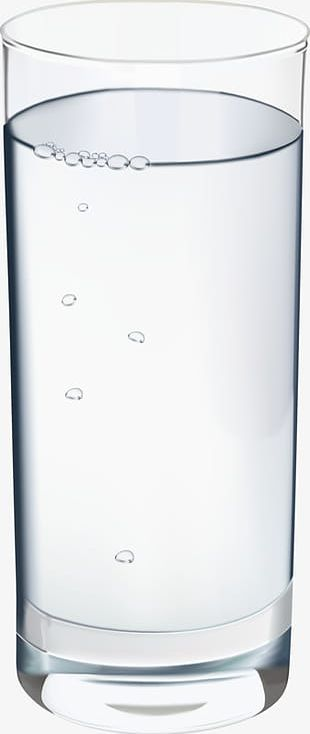 A Glass Of Water PNG