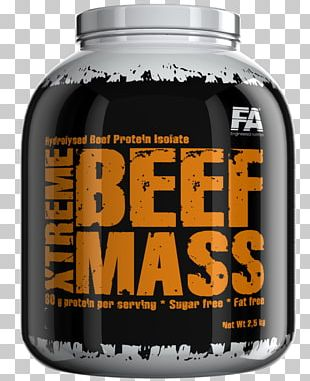 Beef Gainer Protein Nutrition Mass PNG