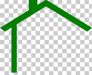 Green Roof House Computer Icons PNG