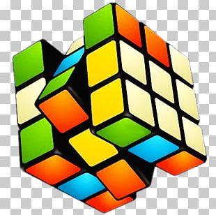 Rubik's Cube 3D Free Jigsaw Puzzles Professor's Cube PNG