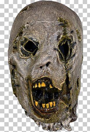 Halloween Costume Latex Mask PNG